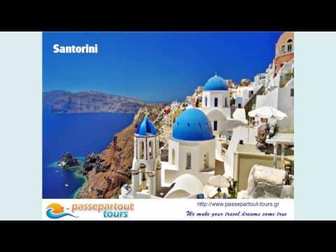 Athens Mykonos and Santorini Tour, 7days 6 nights