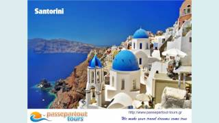 Athens Mykonos and Santorini Tour, 7days 6 nights