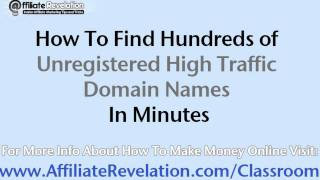 Available Domain Names That Others Have Missed!