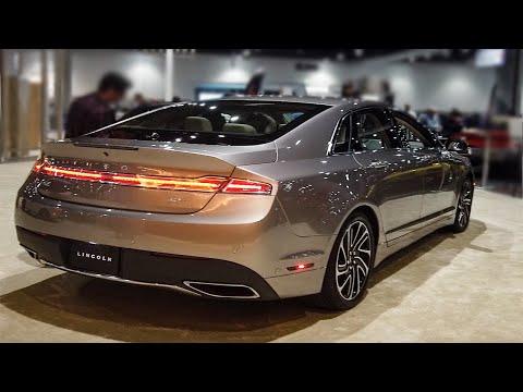 2020 Lincoln Mkz Reserve - Exterior and Interior WalkAround - 2020 San Diego Auto Show