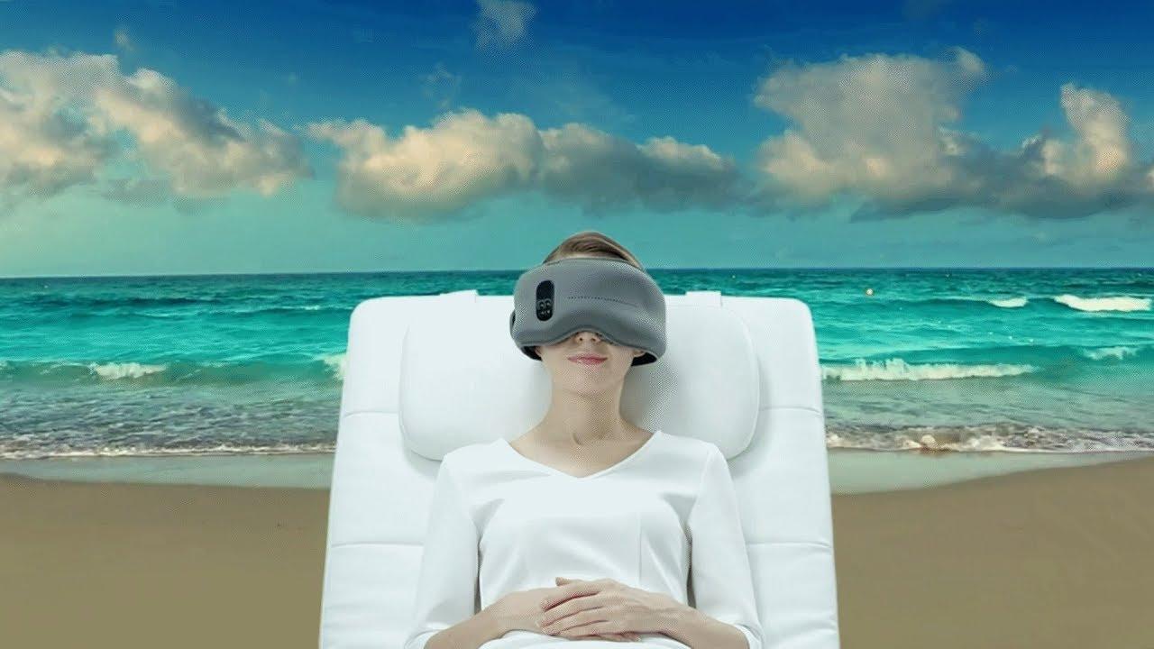 Dreamlight Pro smart sleep mask ces 2019