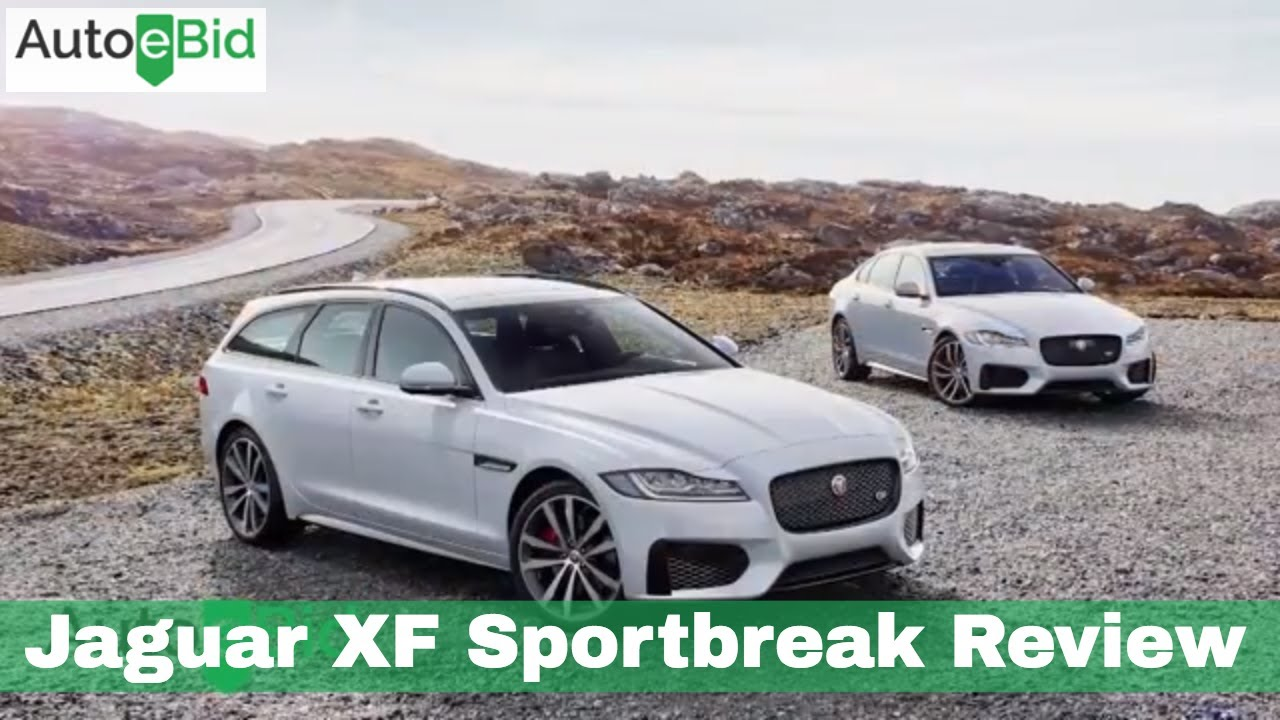 2019 jaguar xf sportbrake review