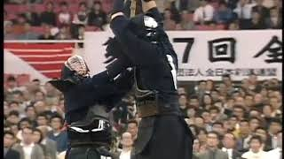 47th All Japan Kendo Championships 1999 (Highlights)