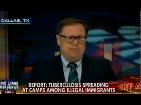 Illegal Immigrants Flooding in are Carrying Tuberculosis & More! - Want Them Around Your Kids?