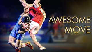 Awesome moves | WRESTLING