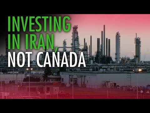 Trudeau, Notley push oil companies to invest in Iran