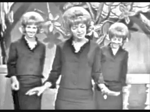The Paris Sisters - He Knows I Love Him Too Much
