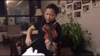 Nhật ký của mẹ | Hiền Thục | Violin cover by Tú Xỉn