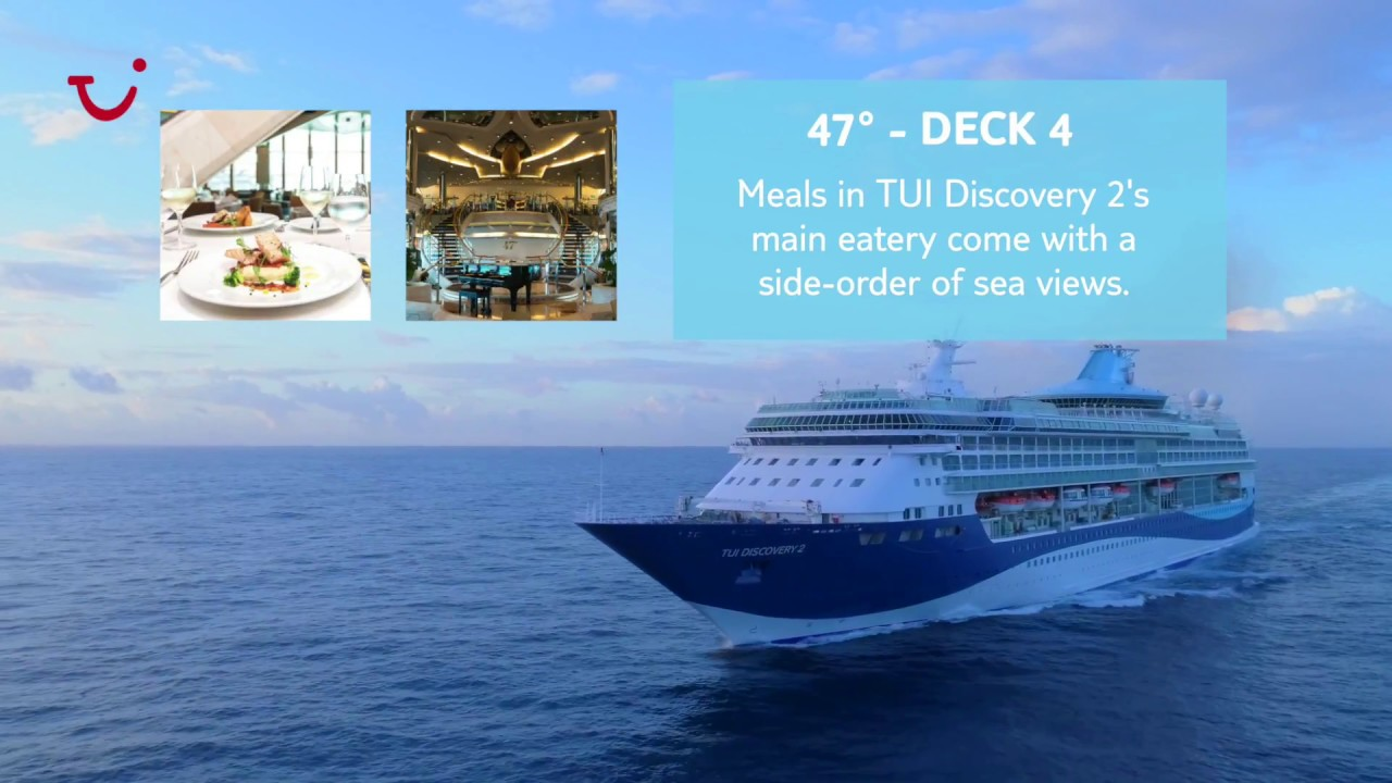 Restaurants Onboard Marella Discovery 2 Marella Cruises