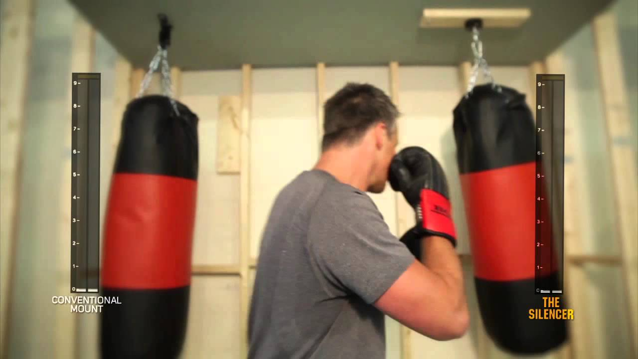 Heavy Bag Mount Shoot Out