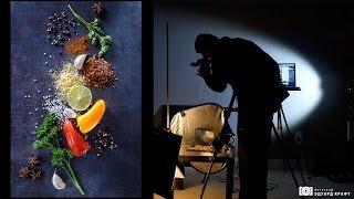 Фотосъемка с одним источником света в Фуд-фотографии. Открытый урок.