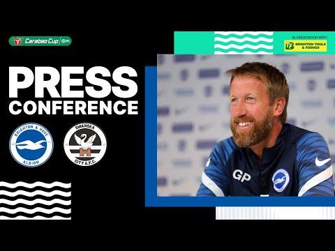 Graham Potter's Swansea Press Conference