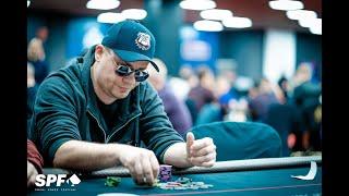 ГАРИК ХАРЛАМОВ играет в покерном турнире в Сочи