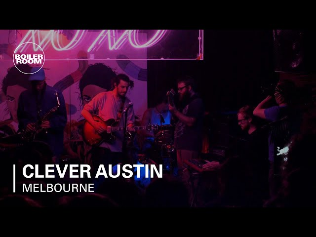 Clever Austin RBMA x Boiler Room Present: Chronicles 001 Live Set