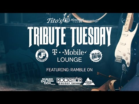 Tribute Tuesday: Ramble On