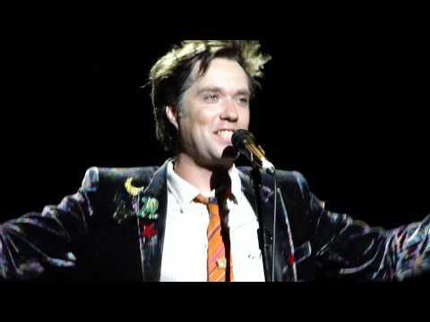 Rufus Wainwright Medley The Trolley Song (RAH 22 Nov 2010)