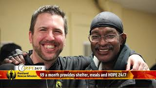KOIN HOPE 24/7 Telethon | Portland Rescue Mission