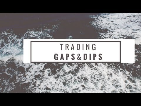 How To Trade Gaps And Dips | Day Trading