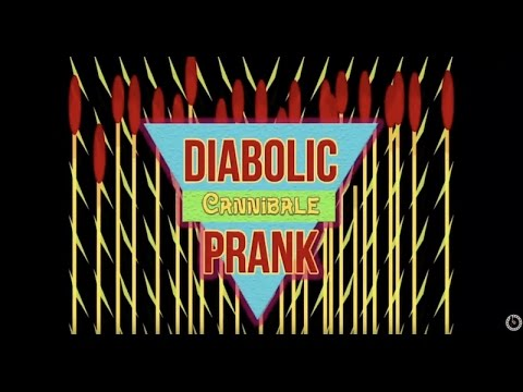 CANNIBALE - Diabolic Prank (Official Video)