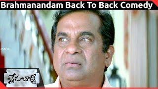 Blade Babji Telugu  Movie  Brahmanandam Back To Back Comedy Scenes 01  Allari Naresh