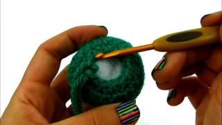 Learn how to crochet Amigurumi - Lesson 1 2/2