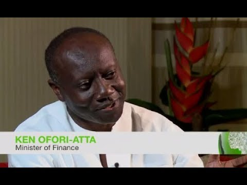 Finance Minister speaks on the future of Ghana's economy