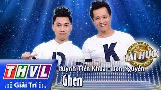 THVL l Cặp đôi hài hước - Tập 7 [6]: Ghen - Don Nguyễn, Huỳnh Tiến Khoa
