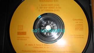 "The Black Flames ""Watching You"" (Hip Hop Remix)"