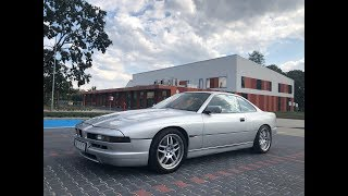 Evergreen BMW 850i Pertyn Ględzi
