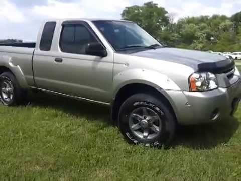 sold.2003 NISSAN FRONTIER XE EXTENDED CAB 3.3 V-6 4X4 LOW MILES FOR