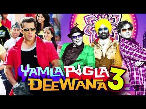 Yamla Pagla Deewana Phir Se   Official Trailer   Dharmendra   Sunny Deol   Salman Khan   Bobby Deol