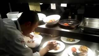 chefs at the aysgarth falls hotel