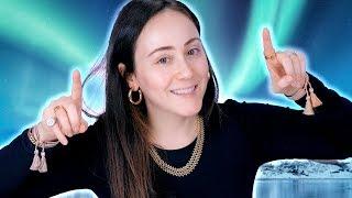 🌬 Eiskönigin In&Outdoor Winterlook 2020 ❄️ Makeup Tutorial ⛸ blaues AMU