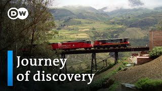 Traveling Ecuador by train | DW Documentary
