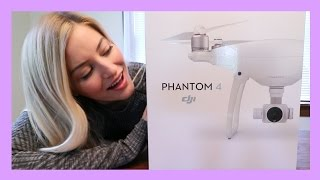 DJI Phantom 4 drone review and unboxing!!!!
