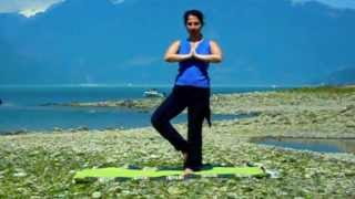 Setareh yoga: Gentle Yoga for Hips and Legs
