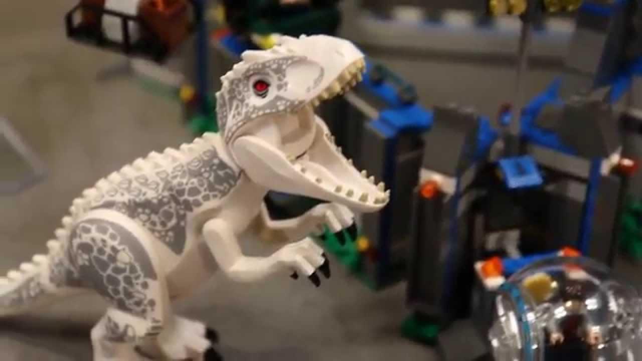 Lego Indominus Rex