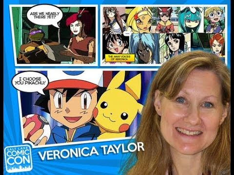 Veronica Taylor Interview VOICE OF ASH KETCHUM!