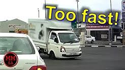 Dangerous Drivers EP2 Cape Town South Africa Dash Cam
