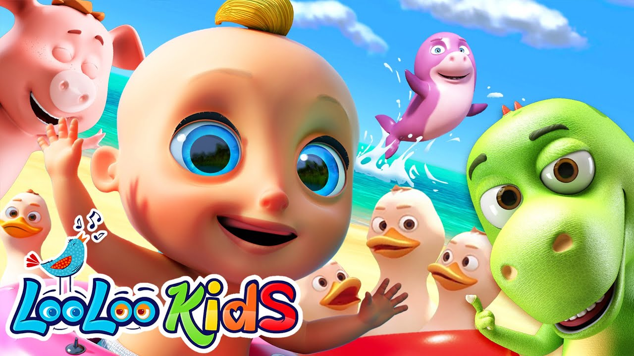🎖️Top Most Popular KIDS Songs 🏵️ | LooLoo Kids Children`s Songs