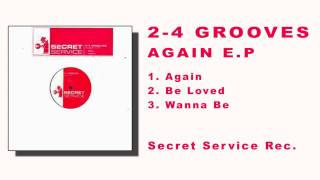 2-4 Grooves - Again (Again e.p.)