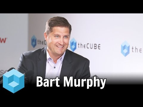 Bart Murphy, York Risk Servcies | ServiceNow Knowledge 2016