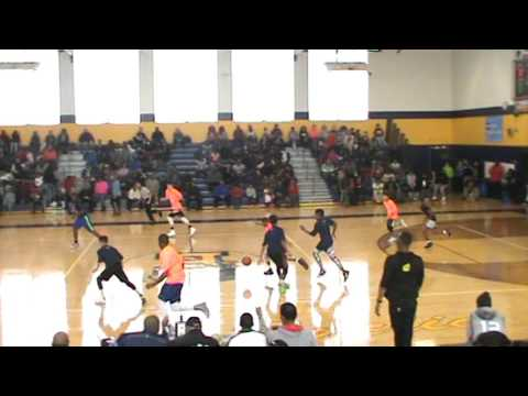 8th Annual Just A Chance Boys 7th Grade Middle School All Star Game Part 2