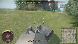 World of Tanks Xbox 360: WT auf E100 on Dragon Ridge