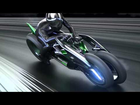 "Kawasaki ""J"" Concept - 2013 Tokyo Motor Show"