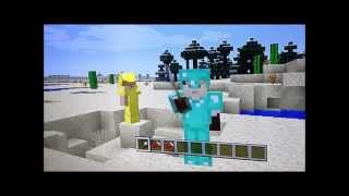 Will.I.Am Featuring Britney Spears (Scream And Shout) - Parody - Minecraft Style!!!