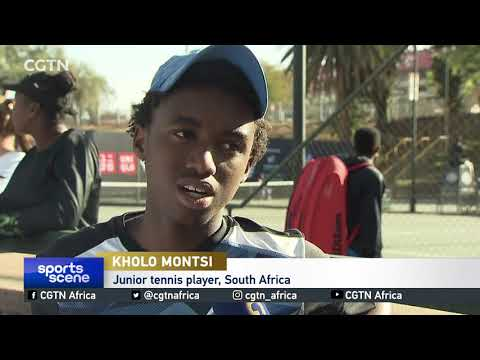 South Africa's teen sensation Kholo Montsi eying ATP success