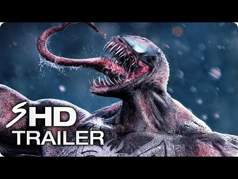Marvel's VENOM (2018) Full Trailer #1 - Tom Hardy Marvel Movie [HD] Concept thumbnail
