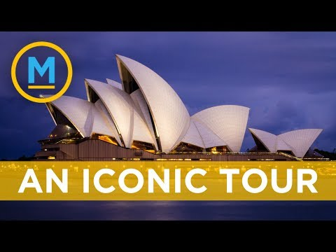 A Behind-the-scenes Look Inside The Sydney Opera House | Your Morning
