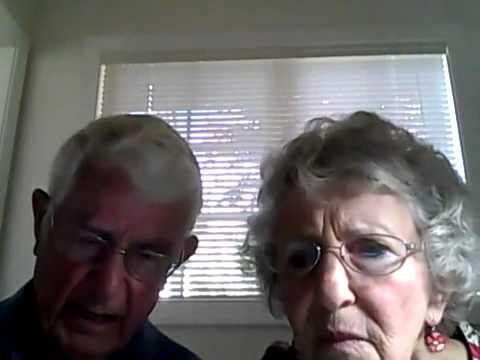 old people webcam